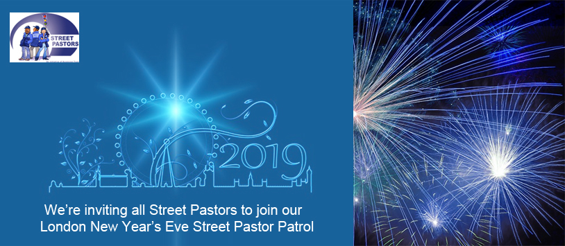 Calling all trained and authorised Street Pastors & Prayer Pastors ...