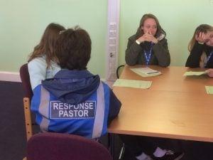 Response Pastors